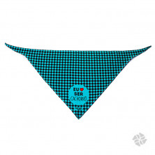 BANDANA BLUES M