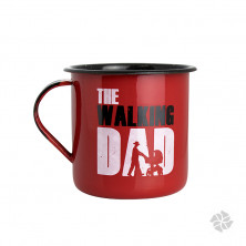 CANECA ESMALTADA THE WALKING DAD Hover