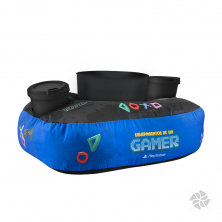 ALMOFADA PORTA PIPOCA PLAY STATION PIXEL Hover