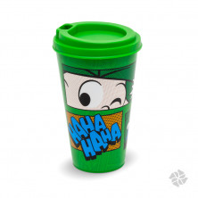 T. MONICA - COPO FUN POP ART 550ML - CEBOLINHA