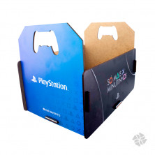 CAIXOTE PLAYSTATION